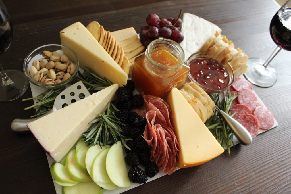 The Perfect Cheese Board