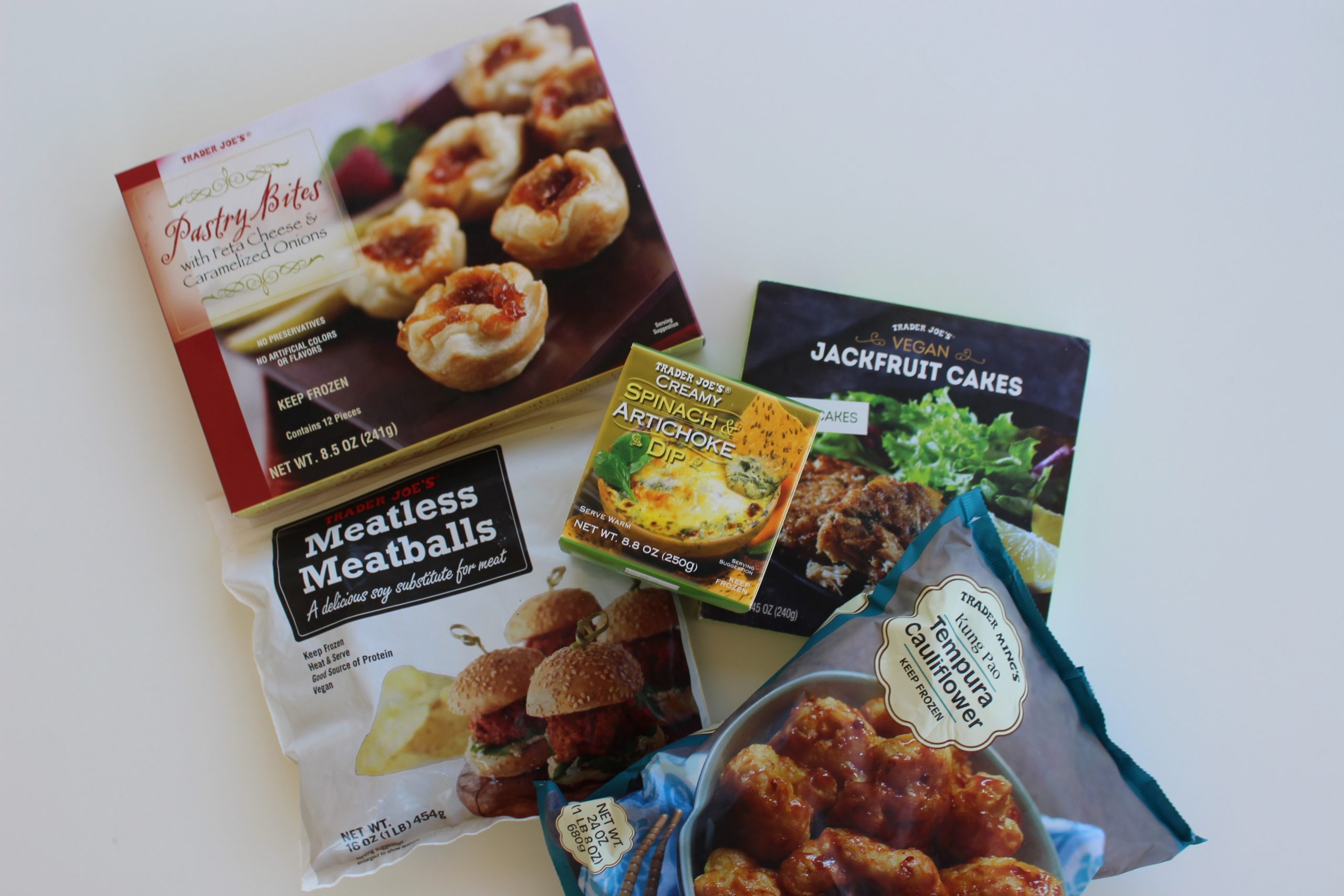 The Best Frozen Appetizers From Trader Joe's