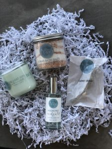 Products for sacred connection between the ancient sea + our celestial moon + awakening of blue healing light