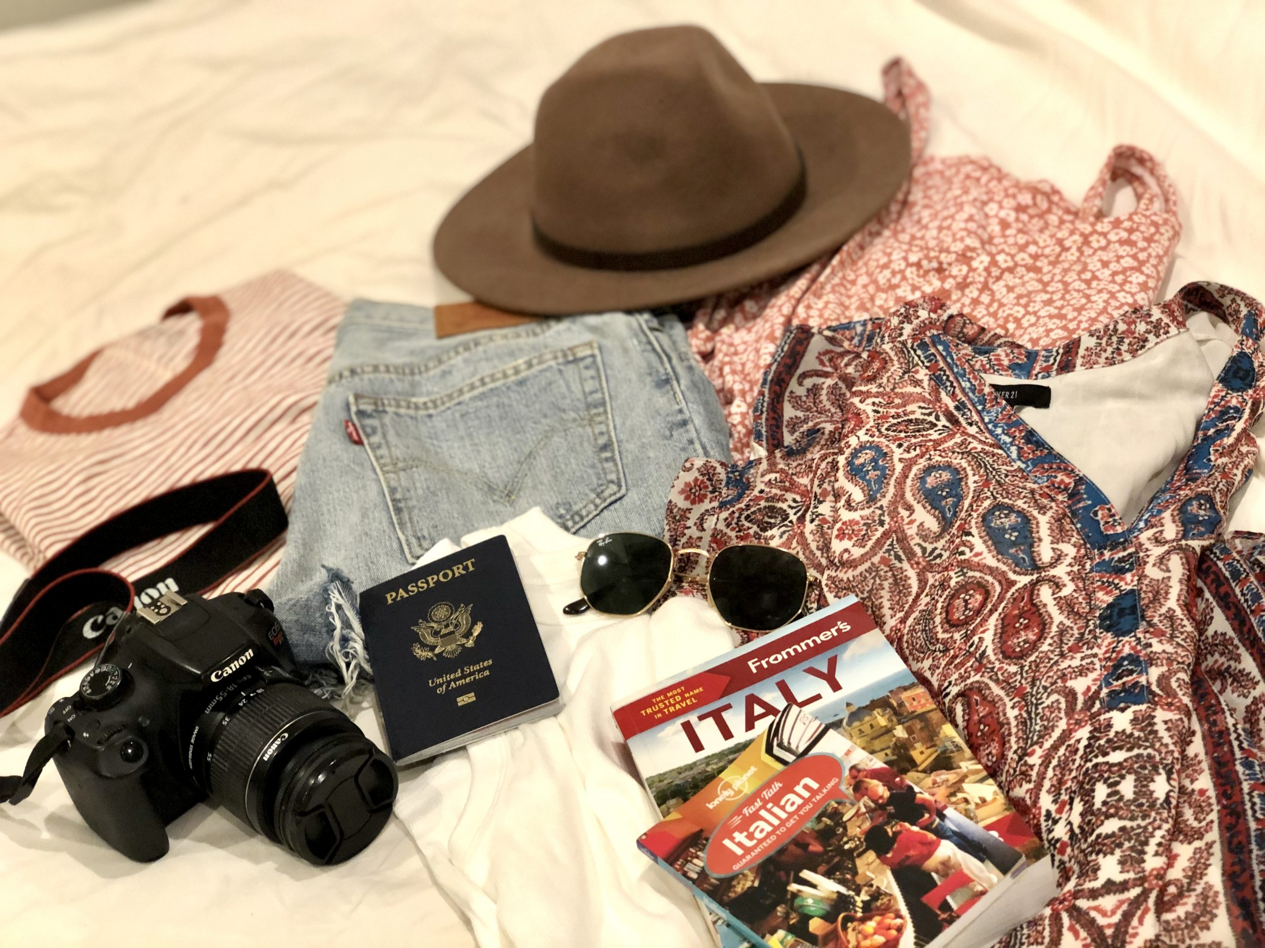 Italy Packing Guide