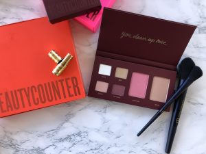 Beautycounter Holiday Golden Hour All-In-One Palette