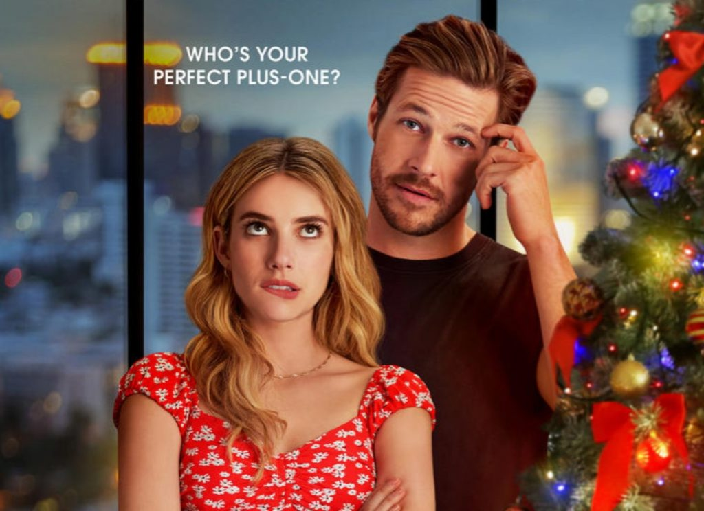 Holidate Netflix Christmas Movie