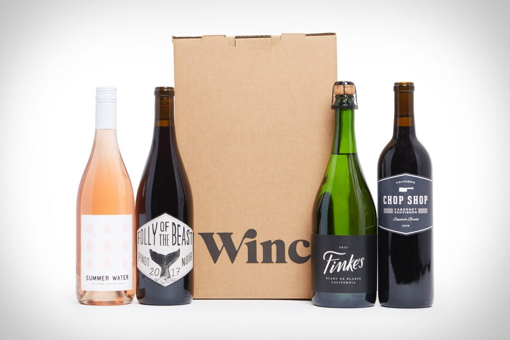 Winc Wines Delivered to your front door