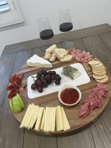 The Best Cheese Board from Trader Joe's