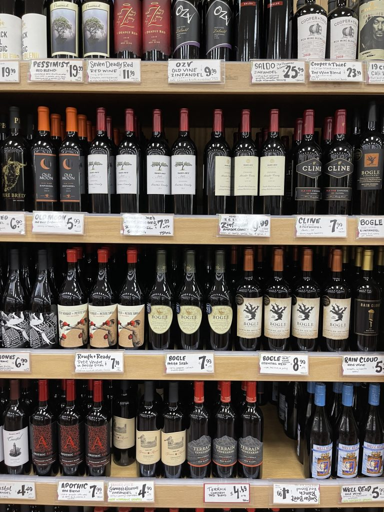 Cheap & Delicious Wines from Trader Joe's